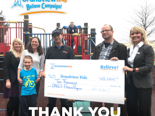 Thank you – Darlington Nuclear Generating Station's Fitness Program