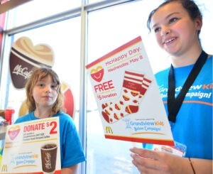 McHappy Day 2020 @ All McDonald's® in Durham Region