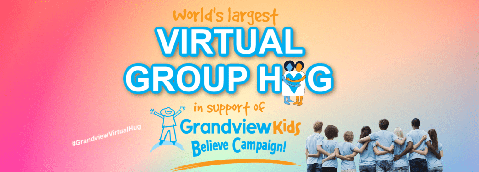 Join the World's Largest Virtual Group Hug!