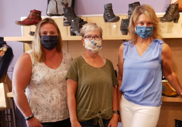 Selling face masks = helping Grandview kids!